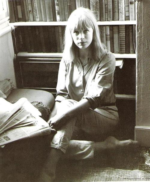 Marianne+Faithfull+READING
