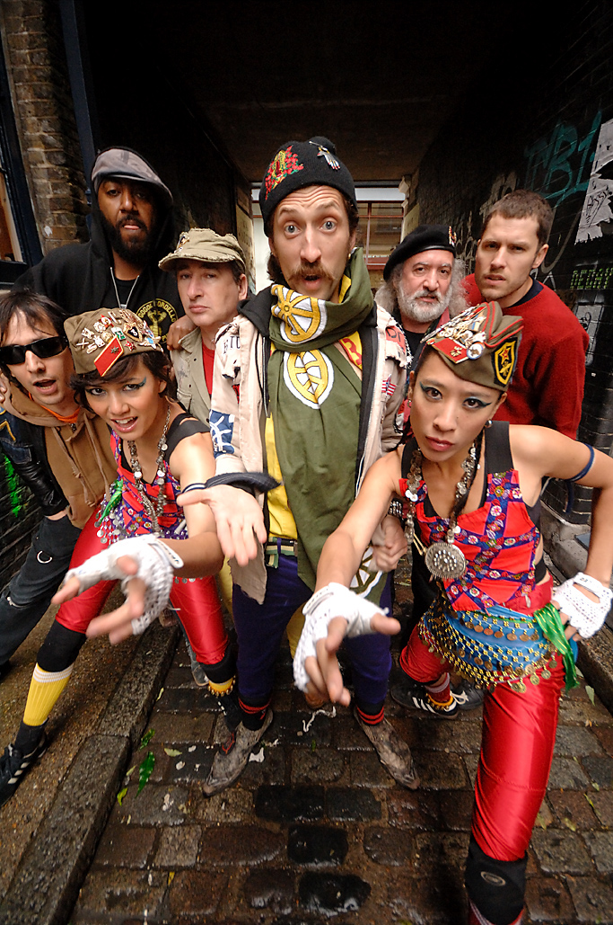 Gogol+Bordello