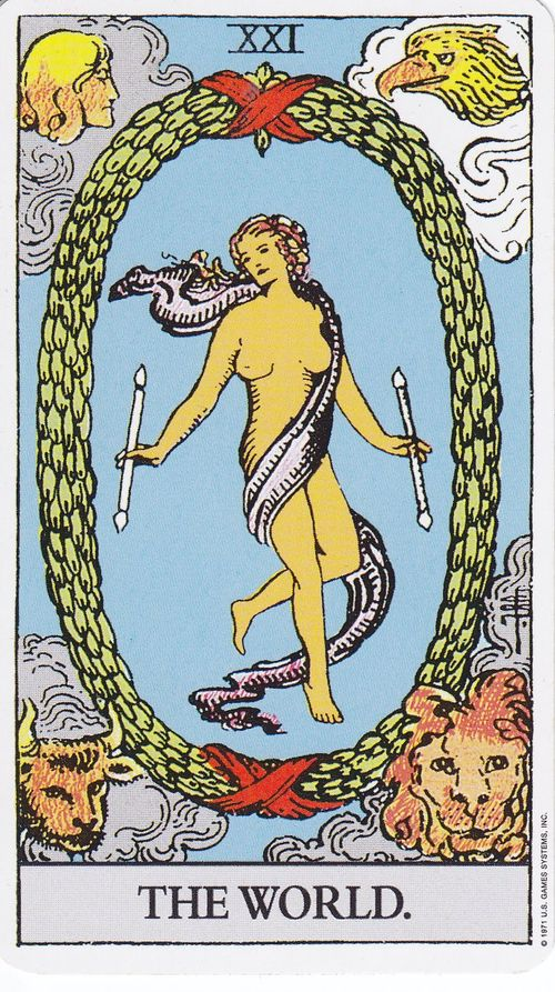 World-tarot